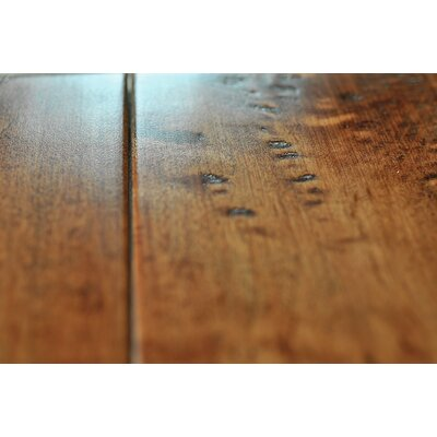 Smokehouse 4.88 Solid Hickory Hardwood Flooring in Atlanta