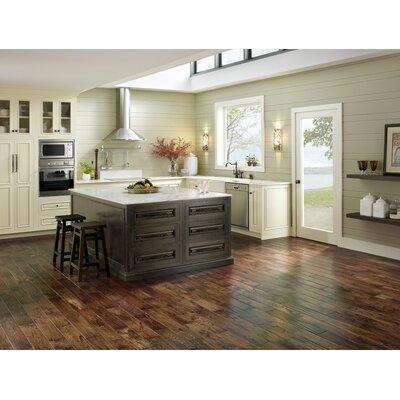 Renaissance 4.88 Solid Hickory Hardwood Flooring in Natural