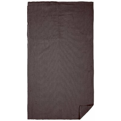 Cotton Beach Towel Color: Charcoal Gray