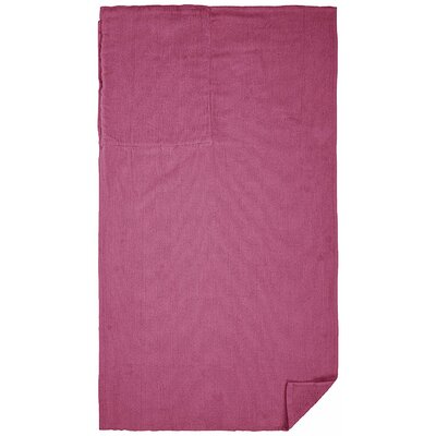 Cotton Beach Towel Color: Pink