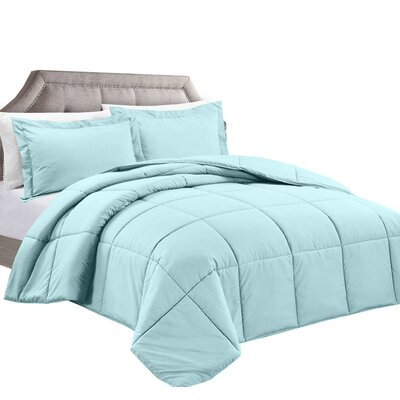 All Season Down Alternative Comforter Size: Twin/Twin XL