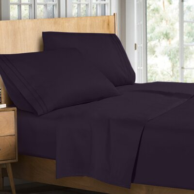 Supreme Sheet Set Size: Full, Color: Purple