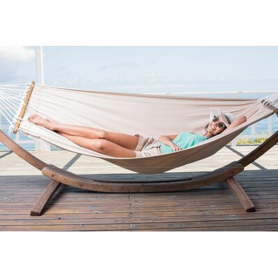 Rawson Heavy Duty Tree Hammock Color: Beige, Size: Large