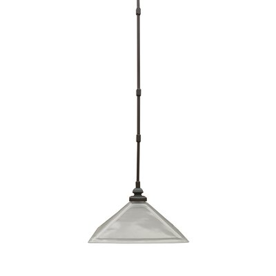 Sienna 1-Light Inverted Pendant Finish: Oil Rubbed Bronze