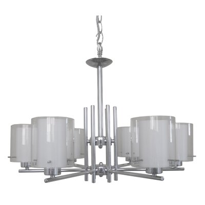 Dominic 6-Light Shaded Chandelier