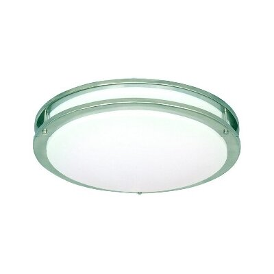 Jamie 1-Light Flush Mount
