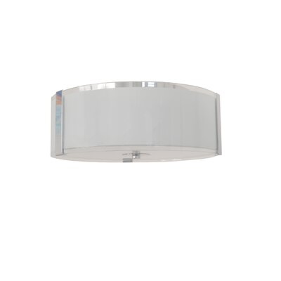 Perkinson 2-Light Flush Mount
