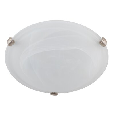 Evan 3-Light Flush Mount