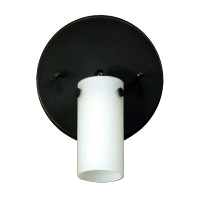 Nina 1-Light Spot Light Finish: Ebony Bronze