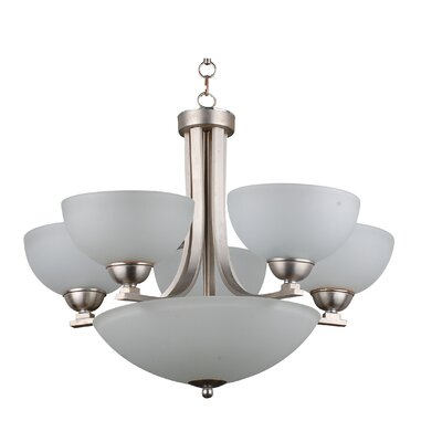 Taylor 8-Light Shaded Chandelier