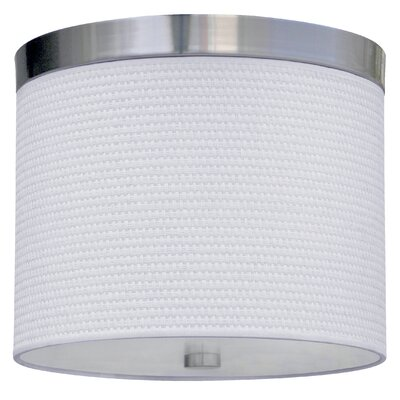 Penny 2-Light Flush Mount