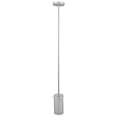 Benjamin 1-Light Mini Pendant Finish: Chrome