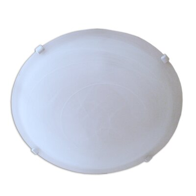 Bellis 4-Light Flush Mount Finish: White
