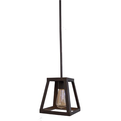 Murray 1-Light Foyer Pendant Finish: Oil Rubbed Bronze