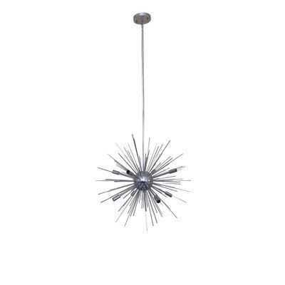 Jennifer 8-Light Sputnik Chandelier