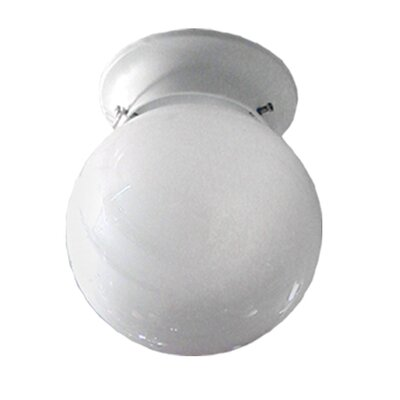 Orb 1-Light Flush Mount