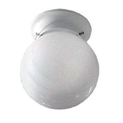 Orb 1-Light Flush Mount