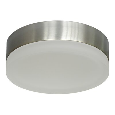 Tiffany 2-Light Flush Mount