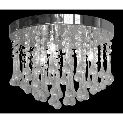 Mindy 2-Light Flush Mount