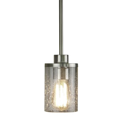Iris�1-Light Mini Pendant