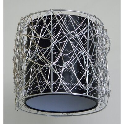 Irene 9 Metal Drum Pendant Shade