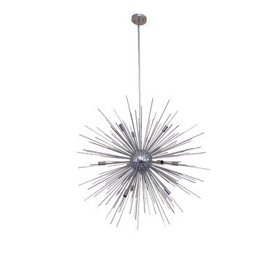 Jennifer 10-Light Cluster Pendant