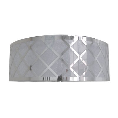 Dana 2-Light Flush Mount