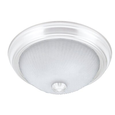 Swirl 2-Light Flush Mount