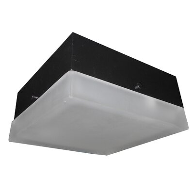 Vonte 2-Light LED Flush Mount