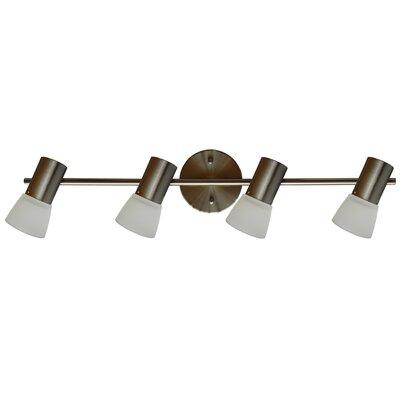 Gabriel 4-Light Full Track Lighting Kit