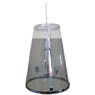 Albee 3-Light Foyer Pendant