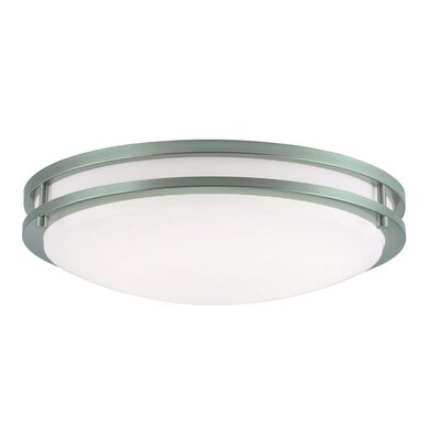 Jamie 2-Light Flush Mount
