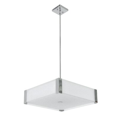 Judd 4-Light Drum Pendant