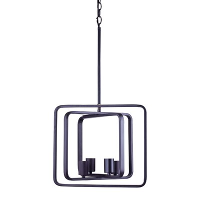 Judkins 4-Light Foyer Pendant