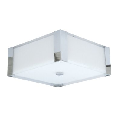 Judd 2-Light Flush Mount