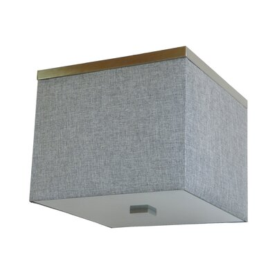 Juhasz 3-Light Flush Mount