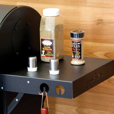 Steel Grill Side Shelf 56205