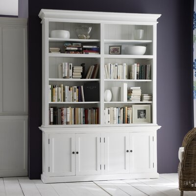 Halifax 87 Double Bay Bookcase Product Image 574