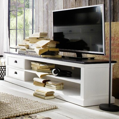 Halifax Contrast 47-71 TV Stand Width of TV Stand: 18 H x 71 W x 18 D