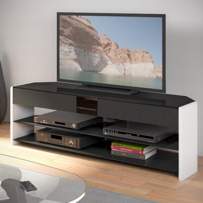 Santa Brio TV Stand Finish: White