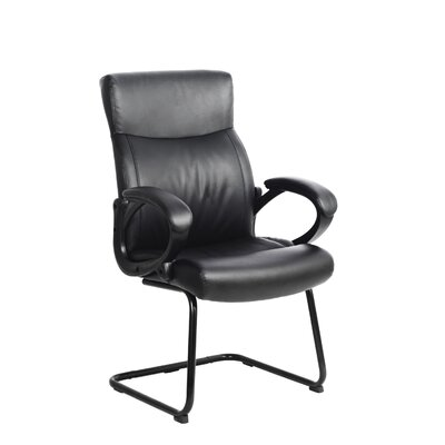 Workspace Office Leather Guest Chair