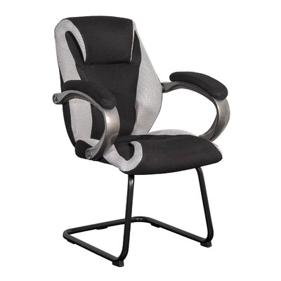 BIFMA Workspace Office Leather Guest Chair