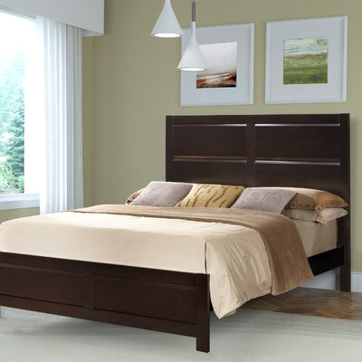 Lakeport Panel Bed Size: Queen