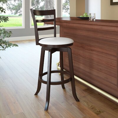 Woodgrove 29 Swivel Bar Stool