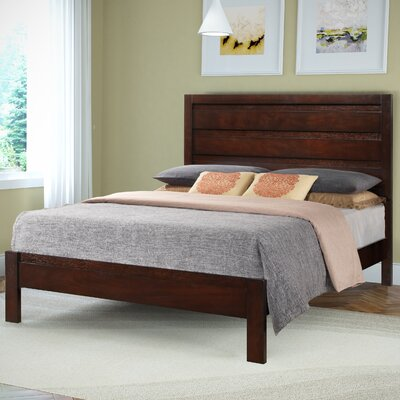 Lakeport Panel Bed Size: Queen