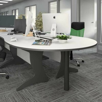 Workspace 30 H x 66 W Desk Peninsula