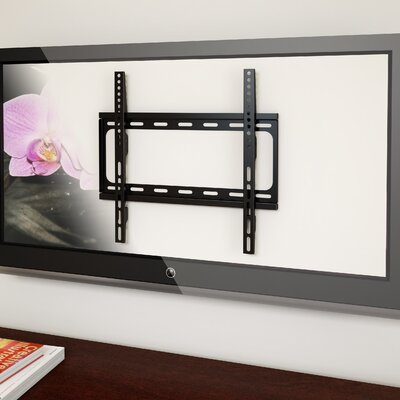 Fixed Wall Mount for 26 - 47 TVs Flat Panel Screens