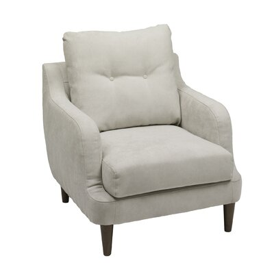 Murphy Armchair Upholstery: Beige