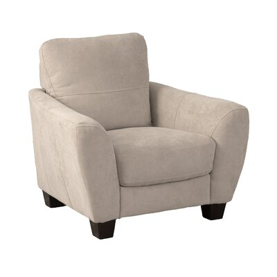 Lacy Armchair Upholstery: Beige