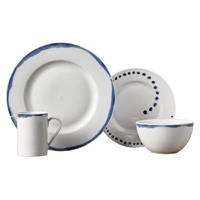 Stoneham 16 Piece Dinnerware Set, Service for 4